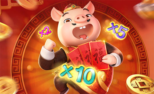 Piggy Gold Slot
